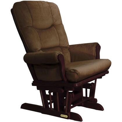 37537KD.47.0191 Cherry Super Comfortable Glider - Bella Pecan