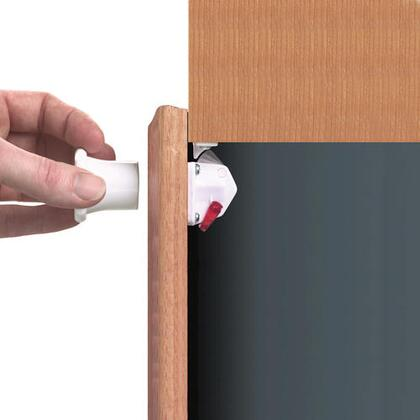 L152 The Mag Lock Magnetic Cabinet Locking System - 1