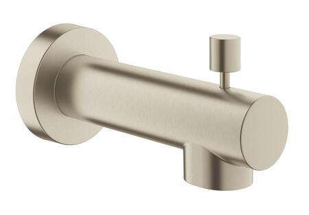 Concetto 13366EN0 Diverter Tub Spout in Brushed