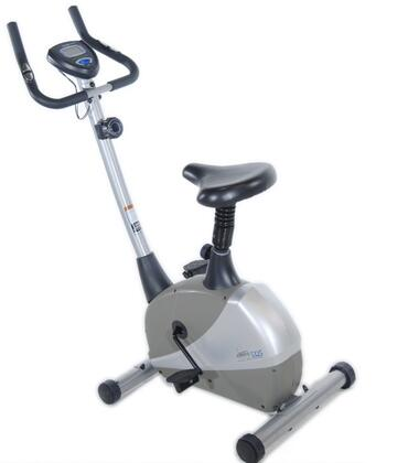 15-5325 Magnetic Upright 5325 Bike with 6 Preset Fitness Programs  Built-In Hand Pulse Sensors  Padded Vinyl Seat and Wheels for