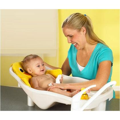 365W Primo Bath Tub and Ducky Toy Bag Set in