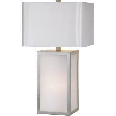 LPT575 Blair Castle Table Lamp Table Lamp in Satin