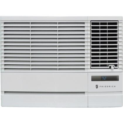 Chill Series EP24G33B 26 Room Air Conditioner with 23 000 BTU Cooling  12 000 BTU Electric Heating  9.8 EER  R-410A Refrigerant  6.5 Pts/Hr
