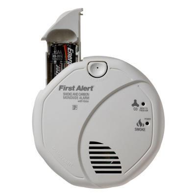 SCO7CN Smoke and Carbon Monoxide Alarm with Voice