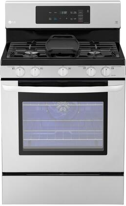 Click here for LRG3193ST 30 Freestanding Gas Single Oven Range wi... prices