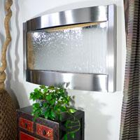 CLHSSM Contempo Luna Stainless Steel With Silver Mirror -