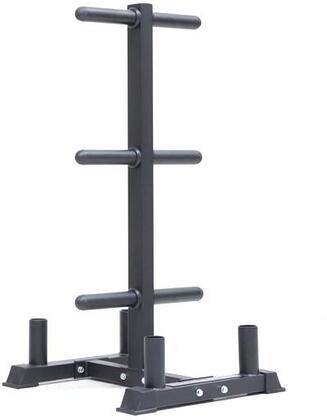 XM-5165 Olympic Weight Tree with 6 Storage Pegs and 4 Bar Storage in