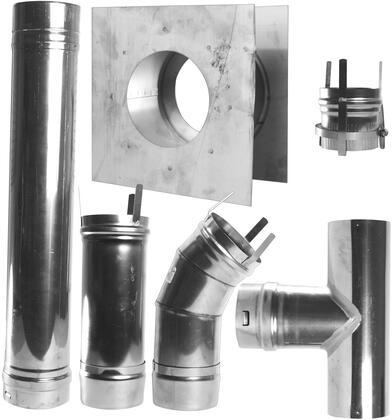 Mr. Heater F102860 4 in. Horizontal Ventilation Kit