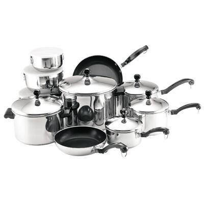 50049 15-Piece Cookware