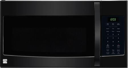 80329 30 Over the Range Microwave with 1.6 cu. ft. Capacity  1000 Watts  10 Power Levels and 300 CFM in