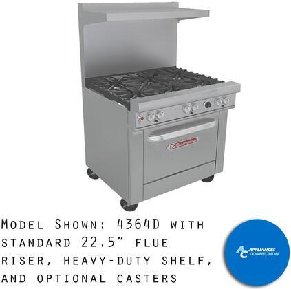 H4364D Ultimate Range Series 36