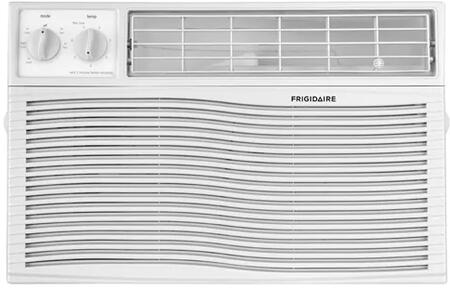 FFRA0811U1 19 Window Air Conditioner with 8 000 BTU Cooling Capacity  Effortless Clean Filter  Adjustable Side Panels  and Effortless Temperature