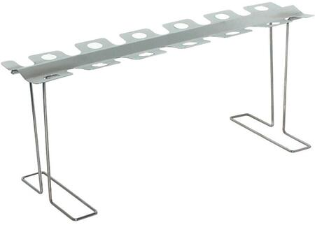 CLWR Vertical Chicken Leg and Wing Rack in Stainless Steel