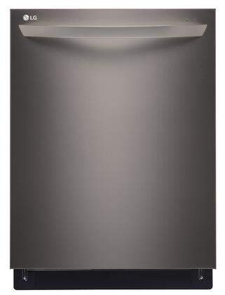 """LDF7774BD 24"""""""" Fully-Integrated Dishwasher with 15 Place Settings  Inverter Direct Drive Motor  Adjustable 3rd Rack  44dB Noise Level  EasyRack Plus  and Dual"""" 654800"""