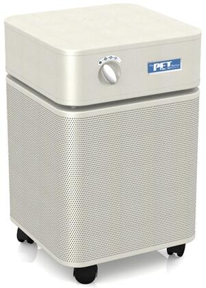 B410SAN Pet Machine HEPA Air Purifier  400 CRM  1500 Sq. Ft.  15lb Carbon Blend  360 Degree Intake  Smooth Roll Casters and 3 Speed Fans in 357230