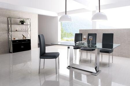 Click here for SETPOSTOBLK Posto Dining Set Including One Table a... prices