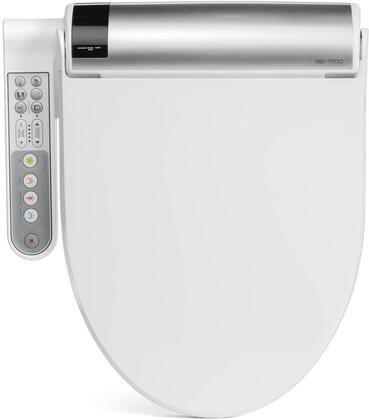 BB-1700 Premier Bidet Toilet Seat with Hybrid Heating Technology & Attached Control Panel