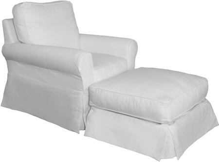 SU11499330391081_2Piece_Living_Room_Set_with_Rocking_Chair__Ottoman__in