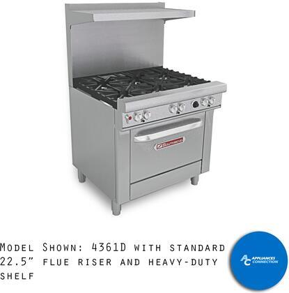 H4361A Ultimate Range Series 36