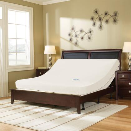 NB1000DXL Contempo I Series Full Extra Long Size Adjusta-Flex 1000 Adjustable Bed Metal Frame Only (Outer Wooden Frame  Headboard  and Mattress Not