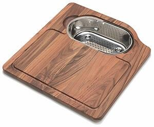 OC-45SP Orca Series Solid Wood Cuting Board with