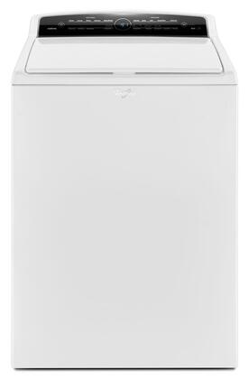 Cabrio WTW7000DW High-Efficiency Top Load Washer with 4.8 cu. ft. Capacity  ColorLast  Intuitive Touch Controls and Energy Star Rated in 429843