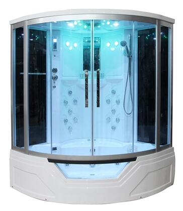WS-703 110v ETL Certified Steam Shower Enclosure