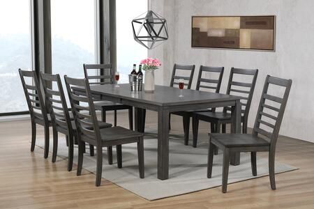 DLUEL9282C1009PC_9Piece_Dining_Room_Set_with_Dining_Table__8X_Ladder_Back_Dining_Chairs__in_Weathered