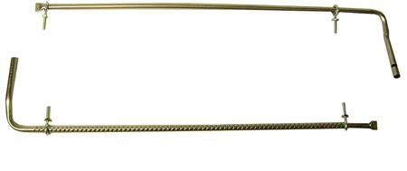 "ZCV4033-K Lighter Tube Assembly for 48"" Mobile Grill"