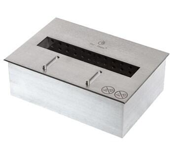 BB-B5L 11.5 inch  Bloc Adjustable 5 Quart Ethanol Fireplace Burner