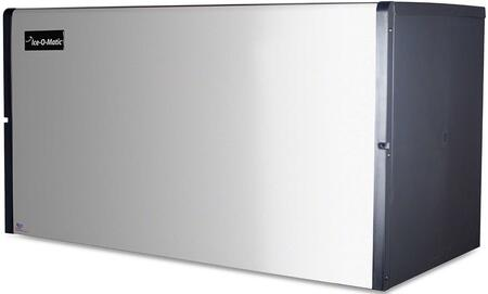 ICE1807HR ICE Series Modular Half Cube Ice Machine with Superior Construction  Cuber Evaporator  Harvest Assist  Remote Condensing Unit and Filter-Free Air in