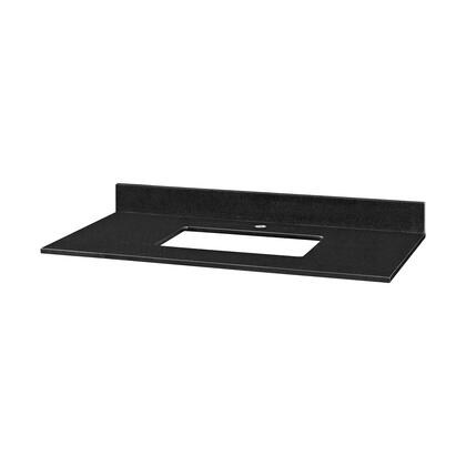 GRUT43RBK1_Stone_Top__43inch_for_Rectangular_Undermount_Sink__in_Black_Granite_with_Single_Faucet