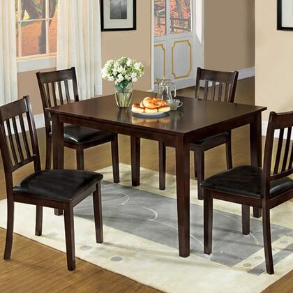 Click here for West Creek I CM3012T-5PK 5 Pc. Dining Table Set wi... prices