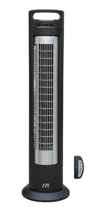 SUNPENTOWN SF-1523 Reclinable Tower Fan with Ionizer