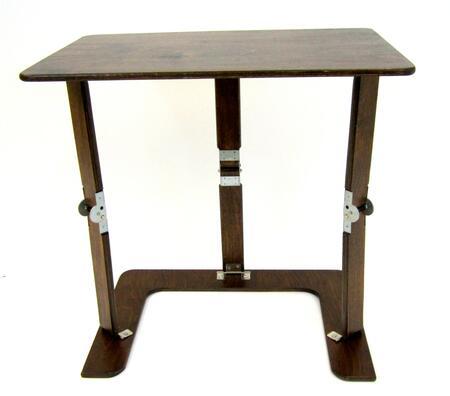 CD1624-DW Couchdesk  Tray Table by Spiderlegs  in Dark