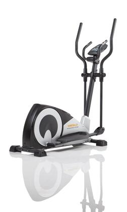 WLEL83012 Ellipticals Momentum R 5.2 with 8 workout programs  EKG Grip Pulse sensors  Transport wheels  and 250-lbs.