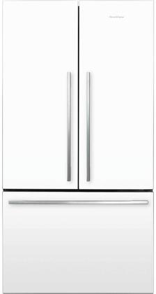 RF201ADW5N 36 inch  French Door Refrigerator with Counter Depth  Ergonomic  Easy Cleaning  ActiveSmart Foodcare  Adaptive Defrost  Smart Touch Control Panel  and