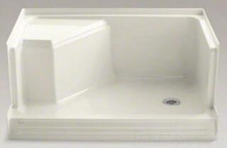 K-9488-96 Biscuit Memoir 48In Shower
