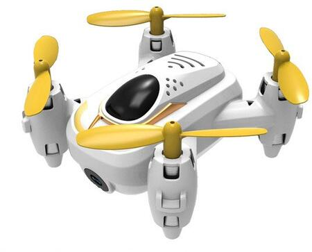RIV-FX21W RC Micro Quad Wi-Fi Drone with 3D App  Built in Camera and Built in LED Lights in