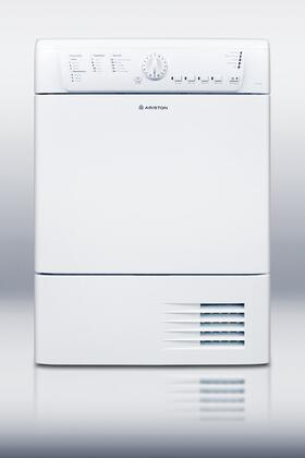 TCL73XNAADA 24 inch  ADA Compliant Front Load Electric Dryer With 16 Dry Programs  Slim Undercounter Dimensions  Stainless Steel Drum  Start/Pause Function