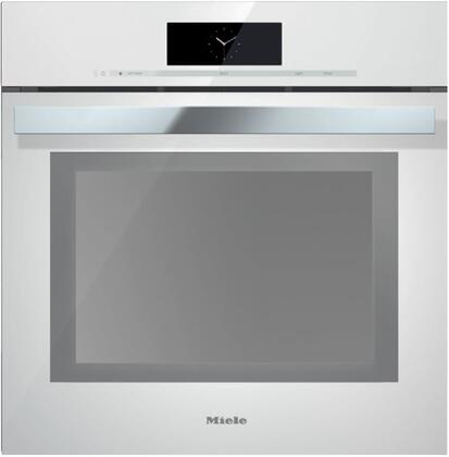 "DGC6865XXLBRWS 24"" PureLine Series Plumbed Combi-Steam Oven with M Touch Control  2.4 cu. ft. Capacity  MultiSteam Technology  True European Convection  and"