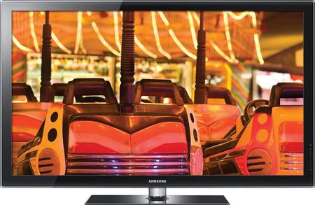 "PN-50C550 50"" Series 5 Black Flat Panel Plasma"
