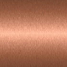 Plated Brushed Copper Trim For 60