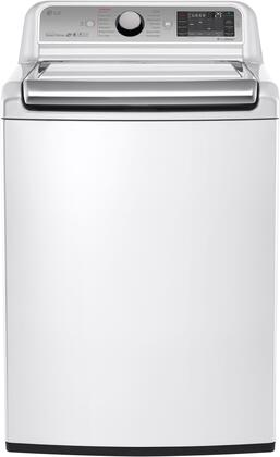 "WT7600HWA 27"""" Energy Star Qualified Super Capacity Top Load Washer with 5.2 cu. ft. Capacity  Steam Cycle  Allergiene Cycle  and TrueBalance Plus:"" 665359"