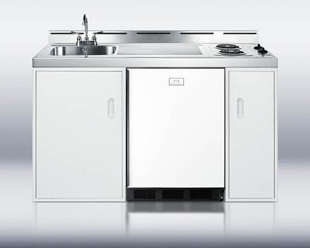 C60APSW 60 Wide Combination Kitchen in