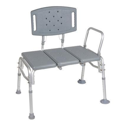 Bariatric Transfer Bench - Plastic 12025KD-1