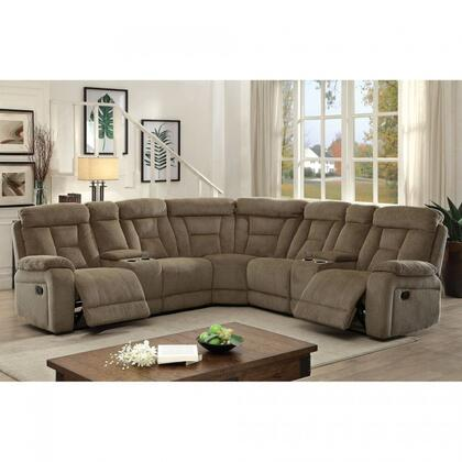 Maybell Collection CM6773MC-SECTIONAL 112