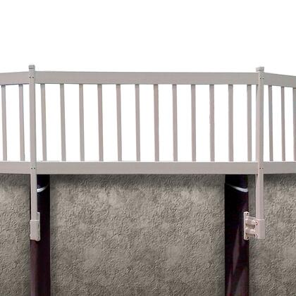 NE1333 Above Ground Pool Fence Kit (2 Section) -
