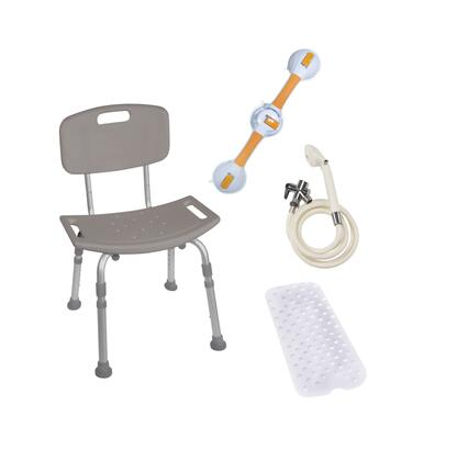bathbundle Shower Tub Chair Bathroom Safety