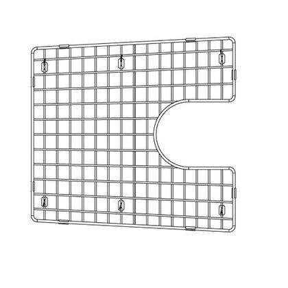 226828 Stainless Steel Grid Performa Silgranit Ii 1.75 Medium 1.75
